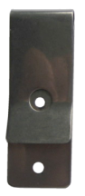 Metal belt clip (631), Stainless Tempered Clip