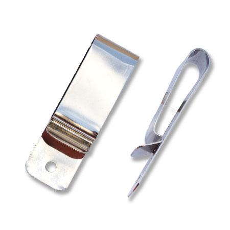Knife Sheath Clips Spring Steel Metal Belt Holster Clip