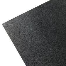"Kydex sheet 12"" X 24"", 0.080"" Black"