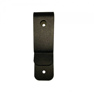 Metal belt clip (607BS2H), Tempered Belt Clip with rivet holes