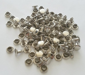 Rivet Set - Nickel-plated #03