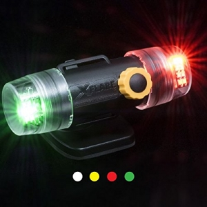 X-Flare - Multi-purpose LED Light - Marine Kit - Red, Green, Amber and White