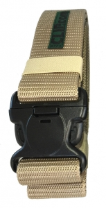 "Duty Belt, 2"" Adjustable, Police, Tactical, EMT, Security, Survival, Heavy Duty Utility"